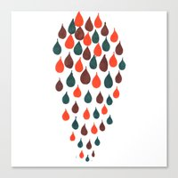baloon Canvas Prints featuring Baloon by kartalpaf