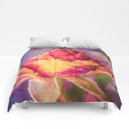 Rosebud Comforters