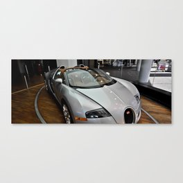 The Veyron, Berlin Canvas Print
