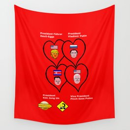Best Friends Forever Alliance Wall Tapestry