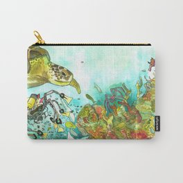 Louise's Trip Underwater Carry-All Pouch