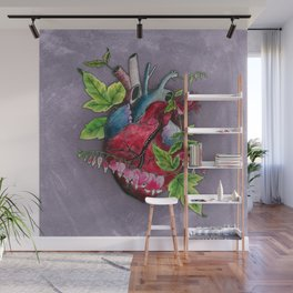 Open Hearted Wall Mural