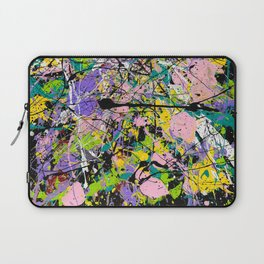 Colors in a Field Laptop Sleeve