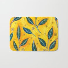 connected to nature Bath Mat