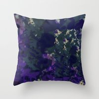 frames Throw Pillows featuring Frames by helenanattestad