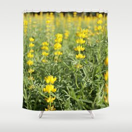Flower Photography by MChe Lee Shower Curtain
