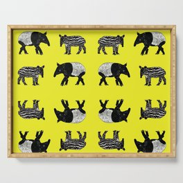Dance of the Tapirs Serving Tray
