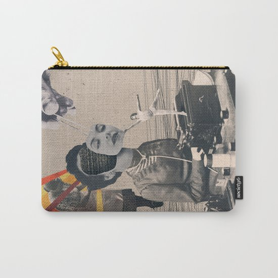 Staff Turnover Carry-All Pouch