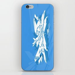 """BAD"" iPhone Skin"