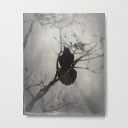 Blackbird Singing Metal Print