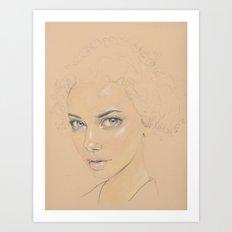 Dolce Art Print