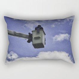 Looking for GOD Rectangular Pillow