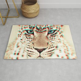 leopard 3D Rug