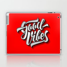 Good Vibes 2016 Laptop & iPad Skin