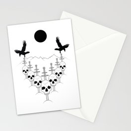 A Journey's End Stationery Cards