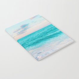 Ocean Bliss #society6 #society6artprint #buyart Notebook