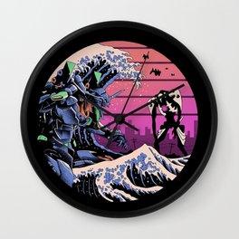 Neon Genesis Evangelion NEON GENESIS EVANGELION Wall Clock