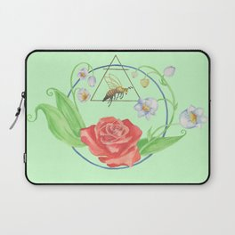 The Sacred Queen Laptop Sleeve