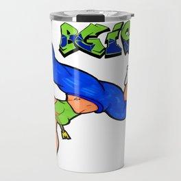 B-Girl Travel Mug