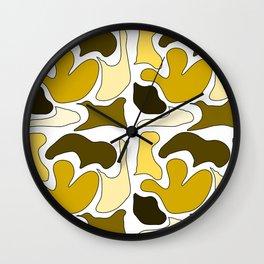 annie mae Wall Clock