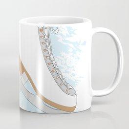 Ice skates Coffee Mug