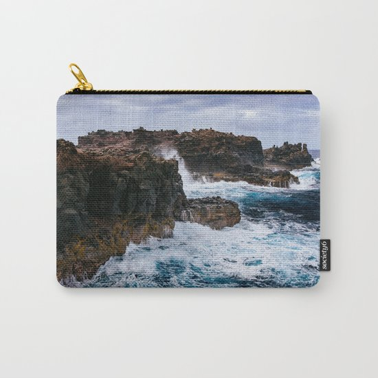 Ocean Power Carry-All Pouch