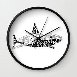 Tiburcio Ecopet Wall Clock