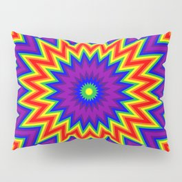 Rainbow Connection Pillow Sham