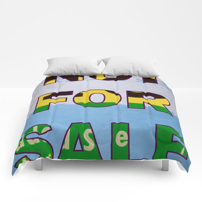 NOT FOR SALE 03 Comforters