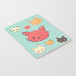 Kitty Wink Notebook