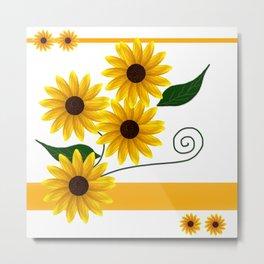 Sunflowers2 Metal Print