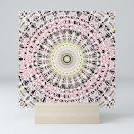 Blushing Mini Art Print