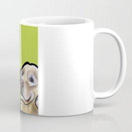 George the golden retriever Coffee Mug