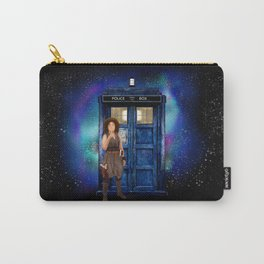 Mrs River Diary Doctor who iPhone, ipod, ipad, pillow case and tshirt Carry-All Pouch