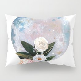 Opal Moon Pillow Sham