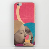 ice cream iPhone & iPod Skins featuring ice cream by Marco Puccini