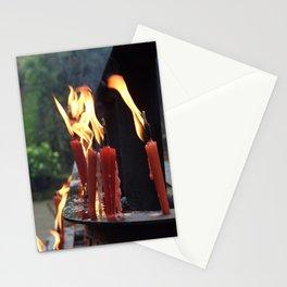 Pray brightly Stationery Cards