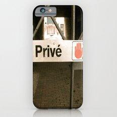 Prive Slim Case iPhone 6s