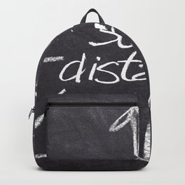 Social Distance Backpack