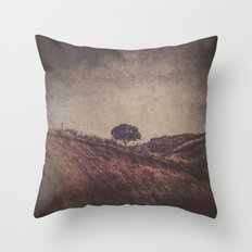 On the Free Side Throw Pillow