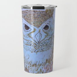 Owl 1 Travel Mug