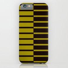 Quagga Zebra Plays Piano iPhone 6s Slim Case