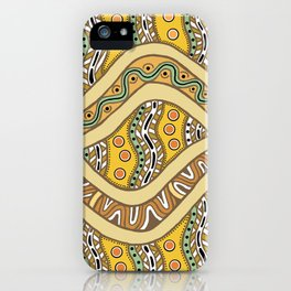 Moiety iPhone Case