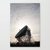 science Canvas Prints featuring SCIENCE by PTO prints