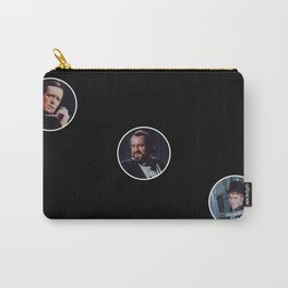 The Prisoner: The Three Prisoners Carry-All Pouch
