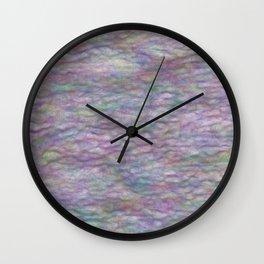 Prism Nightmare Wall Clock