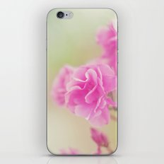 Flores dulces iPhone & iPod Skin