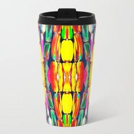 New Watermelon Sugarcane Pattern Travel Mug