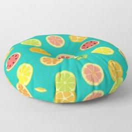 SLICE - grid Floor Pillow