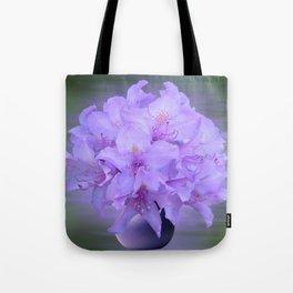 purple-green Tote Bag